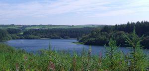 Wistlandpound Reservoir, Exmoor