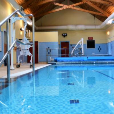 Calvert Trust Exmoor Swimming Pool