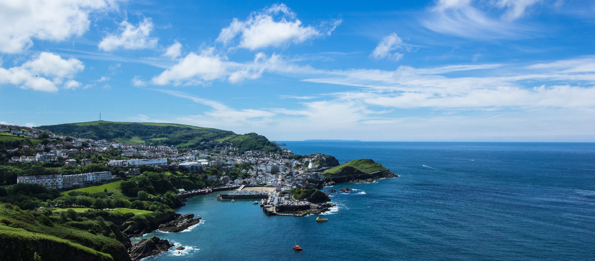 Ilfracombe from afar