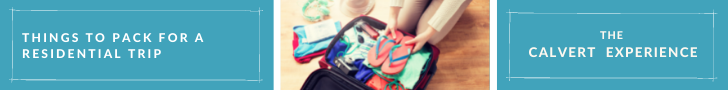 Things to pack on a residential trip blog