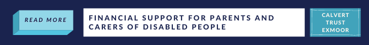 Financial Support for Parents and Carers of Disabled People